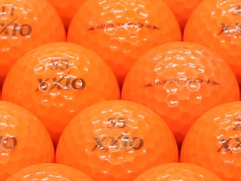 【ABランク】XXIO(ゼクシオ) SUPER XD PLUS プレミアムパッションオレンジ 1個
