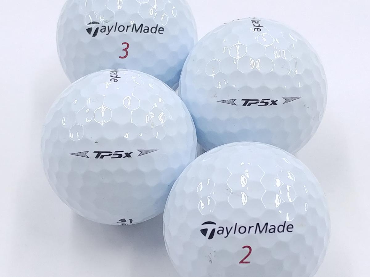 【ABランク】Taylor Made(テーラーメイド) TP5x 2019年モデル 1個