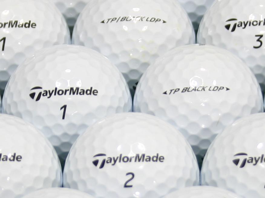 【ABランク】Taylor Made(テーラーメイド) TP BLACK LDP 1個