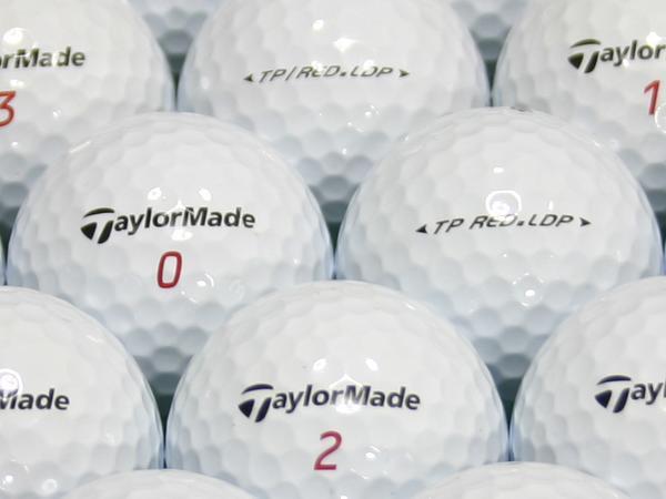 【ABランク】Taylor Made(テーラーメイド) TP RED LDP 1個