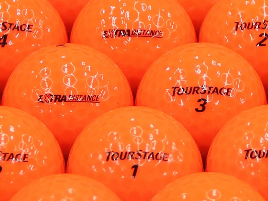 【ABランク】ツアーステージ EXTRA DISTANCE オレンジ 2014年モデル 1個