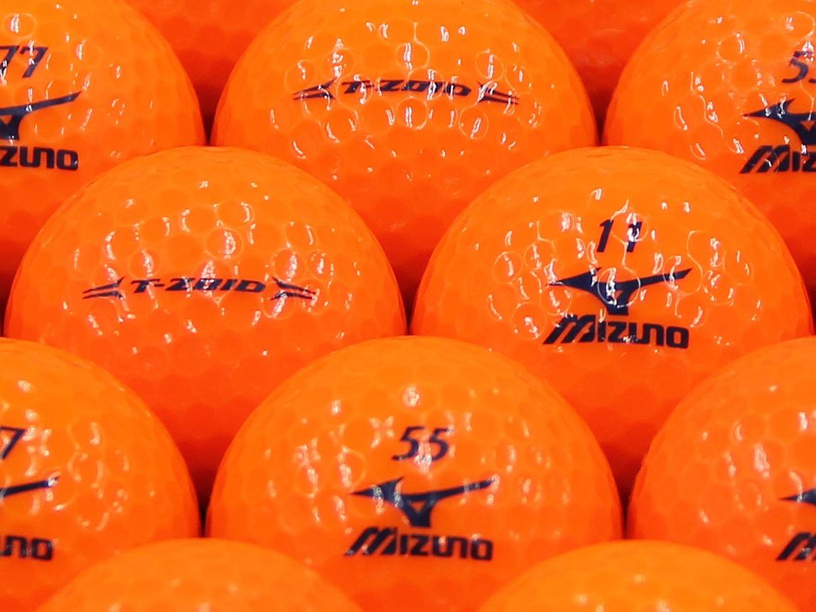 【ABランク】ミズノ T-ZOID オレンジ 2013年モデル 1個