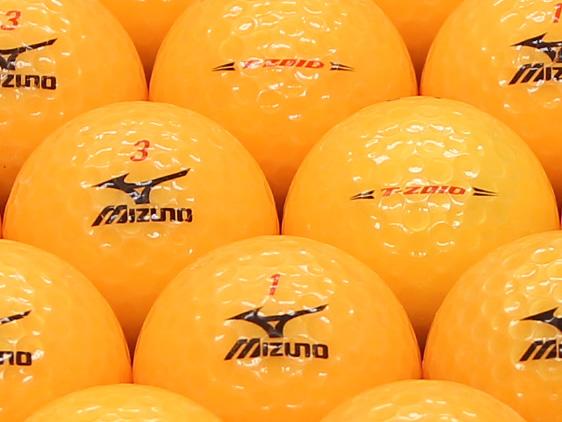 【ABランク】ミズノ T-ZOID オレンジパール 1個