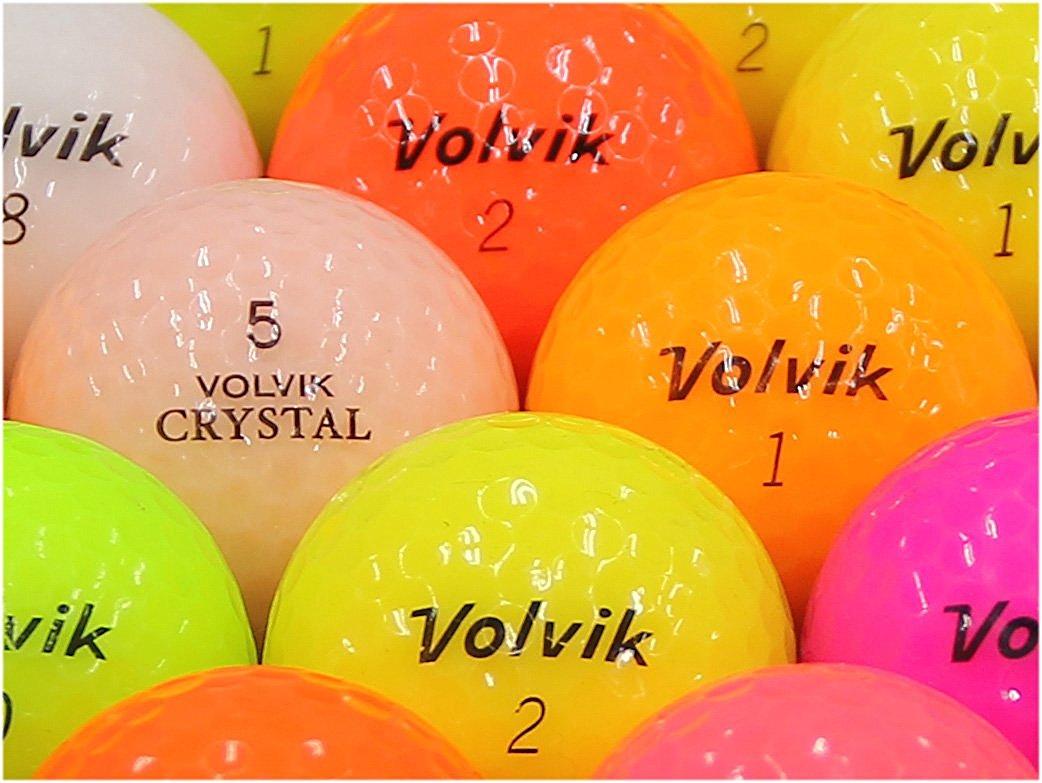 【ABランク】Volvik(ボルビック) クリスタルカラー混合 1個