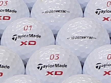 【ABランク】Taylor Made(テーラーメイド) XD DISTANCE80 1個