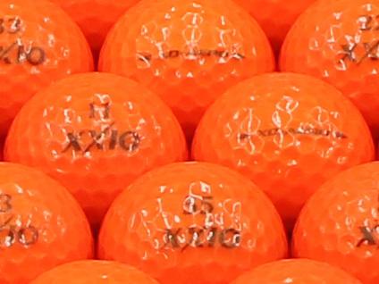 【ABランク】XXIO(ゼクシオ) XD-AERO プレミアムパッションオレンジ 1個