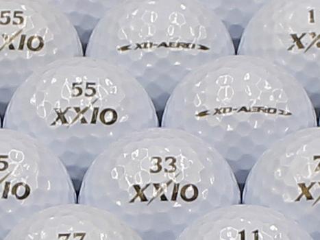 【ABランク】XXIO(ゼクシオ) XD-AERO プレミアムホワイト 1個