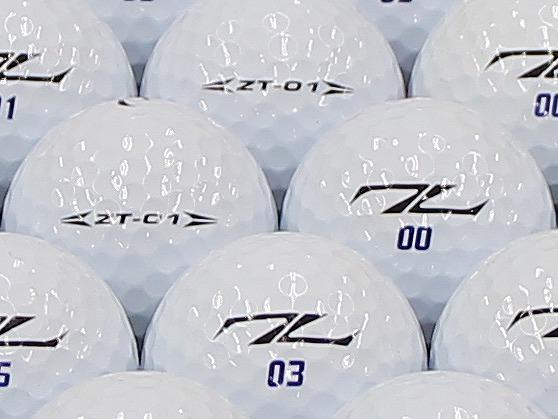 【ABランク】マルマンゴルフ ZETA ZT-01 ホワイト 1個