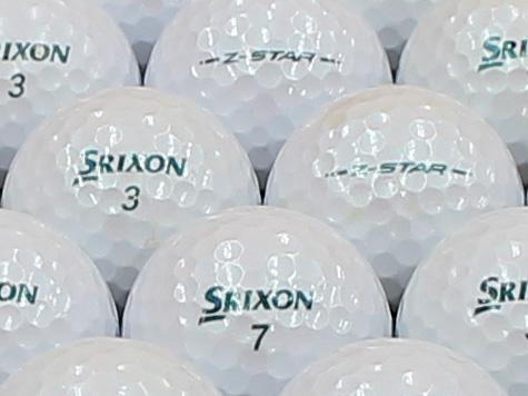 【ABランク】SRIXON(スリクソン) Z-STAR ロイヤルグリーン 2013年モデル 1個