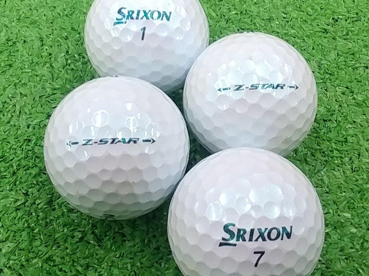 【ABランク】SRIXON(スリクソン) Z-STAR ロイヤルグリーン 2017年モデル 1個