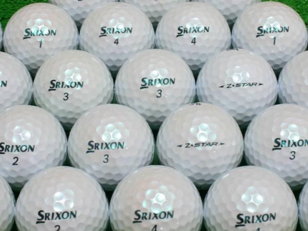 【ABランク】SRIXON(スリクソン) Z-STAR ロイヤルグリーン 2009年モデル 1個