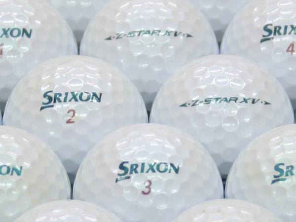 【ABランク】SRIXON(スリクソン) Z-STAR XV ロイヤルグリーン 2011年モデル 1個
