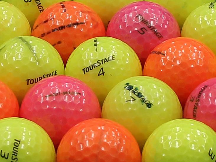 【ABランク落書き】ツアーステージ X01-MILD カラーボール混合 1個