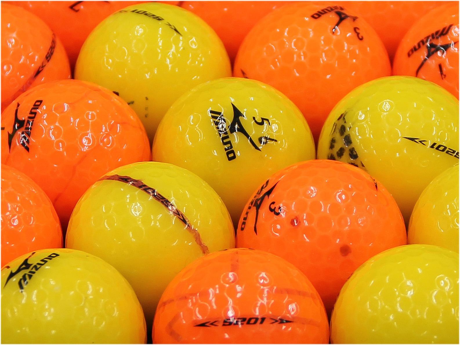 【ABランク落書き】ミズノ S201 カラーボール混合 2012年モデル 1個